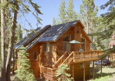VacationsFRBO Tahoe Donner Vacation Rentals Property ID 20637 Chalet Sierra